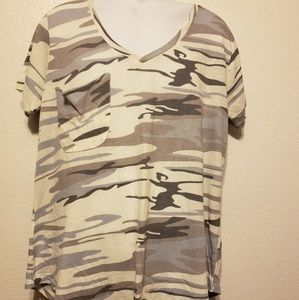 Z Supply camo top